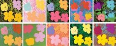ANDY WARHOL | Flowers (F. & S. II.64-73) | Prints Auction | 1970s, Prints & Multiples | Christie's