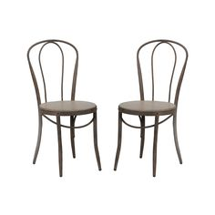 When you come to an ironclad agreement, things are settled. They're firm and secure. Just like this iron-framed chair—it makes a strong case for bistro chairs.  Find the Ironclad Chair - Set of 2, as seen in the Urban Holiday Entertaining Collection at http://dotandbo.com/collections/styleyourseason-urban-holiday-entertaining?utm_source=pinterest&utm_medium=organic&db_sku=100299