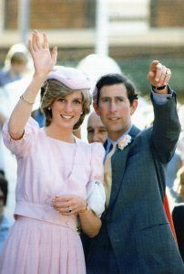 Prince Charles and Princess Diana traveled to Maitland, Australia in March 1983