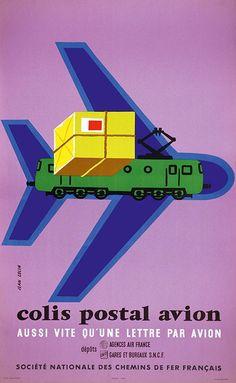 Jean Colin, SNCF