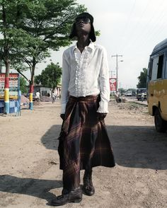 Sapeur / © Jackie Nickerson / 'Kinshasa crew #1' / 2011