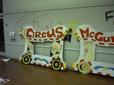 "My circus train in progress- for ""Seussical"" from Looking Glass Theatre  ©Carolyn Watson Dubisch"