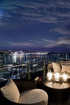 """livingpursuit: """"Fantastic view """""""