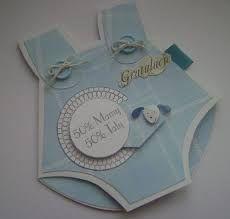baby shower tarjetas de invitacion manualidades - Buscar con Google