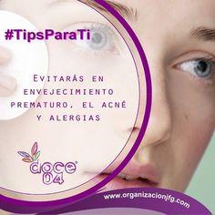 #TipsParaTi ¡Desmaquíllate por las noches! #Beauty #somosdoce04 #Like #Love #Woman
