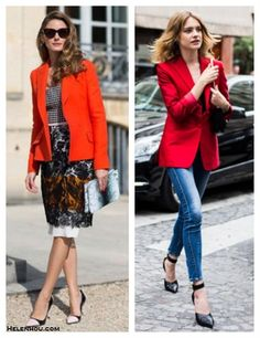 Red Jacket, Two Ways
