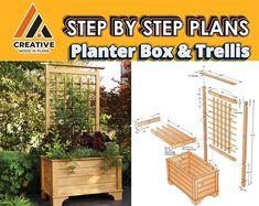 Herb Stand Plan/Plant Stand Plan/Herb Planter Plan/Raised | Etsy Raised Garden Planters, Cedar Raised Garden Beds, Herb Planters, Wood Planters, Succulent Plants, Planter Box Plans, Diy Planter Box, Lean To Greenhouse, Vegetable Garden Planning