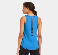 Women's UA Pretty Gritty Tank | 1255367 | Under Armour US