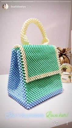 Beaded Clutch, Beaded Purses, Beaded Bags, Potli Bags, Fabric Bags, Cute Bags, Knitted Bags, Handmade Bags, Fashion Bags