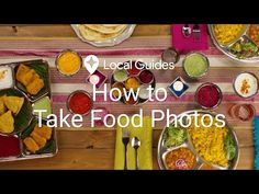 How to Take Food Photos - Best Tips to Stand Out on Google Maps - YouTube