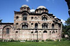 Istanbul. Església de la Panaghia Pammakáristos