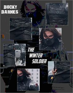 Captain America The Winter Soldier (spoilers!)