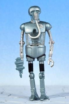 """Star Wars 2-1B MEDIC DROID 3.75"""" Action Figure POTF Kenner 1997  #Kenner"""