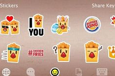Snaps Raises $6.5 Million to Help Brands Take Over Emojis, Adding Chicken Fries Smilies to Texts - CMO Today - WSJ