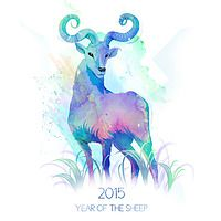 이미지투데이 일러스트 사슴 뿔 신비함 통로이미지 tongroimages imagetoday illustration deer horn