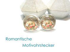 Ohrstecker+Vintage+von+DeineSchmuckFreundin+-+Schmuck+und+Accessoires+auf+DaWanda.com