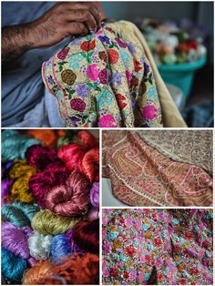 n #Kashmir, learning the legacy of Pashmina and Sozni weavers - on the mygola blog, we discover the magic of the shawls hidden in Srinagar http://mygo.la/18wjyMR