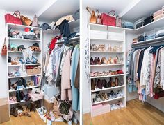 Meet Fitz, the Closet Organization Service from Co-Founder of Gilt, Glamsquad | Brit + Co