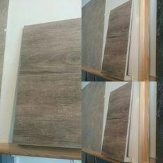 Gres porcellanato effetto legno scalini