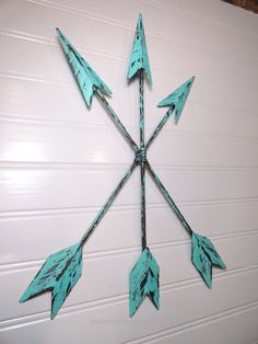 Magnificent Arrow Wall Art, Metal Arrow Wall Decor Hanging, Aqua Patina Arrow Home Decor, Tribal Native American Wall Decor  The post  Arrow Wall Art, Metal Arrow Wall Decor Hanging, Aqua Patina Ar ..