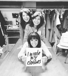 Who made my clothes? Pattern Making, Cinema, Sewing, Knitting, Knits, Meme, Clothes, Outfits, Movies