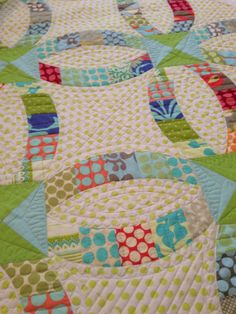 Cydney's Metro Rings from Ginabean Quilts
