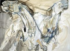 Trench Horses - Jo Taylor