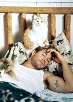 theavengers:  Chris Hemsworth photographed by Bruce Weber for Vanity Fair magazine