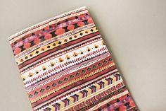 Notizbuch Bohemian Chic A5 von bär von pappe auf DaWanda.com