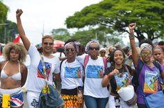 19 imagens que mostram a força e a grandeza da 1ª Marcha das Mulheres Negras no Brasil (FOTOS)