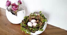 Tvoření s dětmi – váza nebo hnízdo? Crafts, Food, Spring, Angel, Craft Ideas, Facebook, Baby, Easter Activities, Manualidades