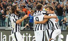 Juventus da tricolore