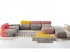 For Sale on Clippings - Armchairs, Mangas Space Plait Module. The all-in-one platform to deliver interior design projects. Milan Hotel, Vitra Design Museum, Barcelona Hotels, Rug World, Sofa, Couch, Elle Decor, Home Textile, Design Projects