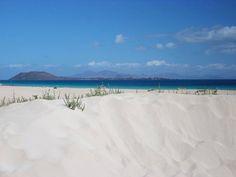 Grandes Playas de Corralejo. Fuerteventura.  Foto de Home Canarias