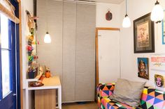 Studio + sitting area