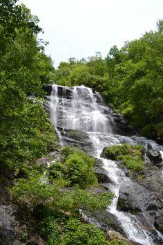 Amicalola Falls, Georgia State Park ~ A must see!