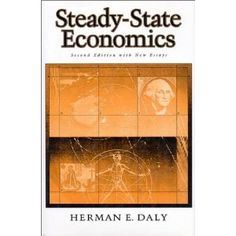steady state economics by herman daly