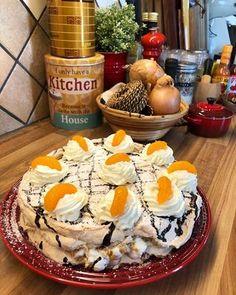 Raw Food Recipes, Cake Recipes, Dessert Recipes, Cooking Recipes, Bagan, Grandma Cookies, Swedish Recipes, Dessert For Dinner, Recipes From Heaven