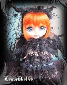 "・:*+-257 Custom Blythe カスタムブライス Fallen Angel /【Buyee】 ""Buyee"" 日本の通販商品・オークションの代理入札・代理購入"