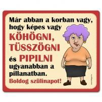 Már abban a korban  vagy... feliratú egérpad, hogy az irodában is mindenki jól tudja, mi a helyzet... Name Day, Birthday Quotes, Funny Pictures, Happy Birthday, Family Guy, Einstein, Names, Lol, Fictional Characters