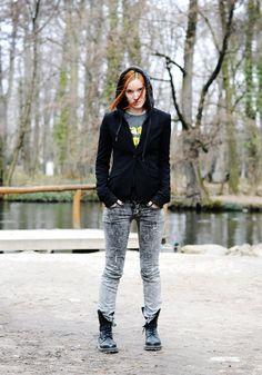 Good morning to all. New #post on #blog ( #peantupower #fashion #blogger #ootd ) http://byfoxygreen.blogspot.sk/2015/04/peanut-envy.html