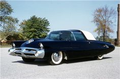 Ford X-100, 1953 - carstyling.ru