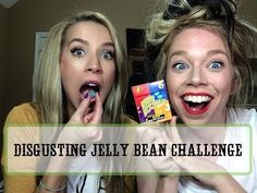 DISGUSTING JELLY BEANS CHALLENGE.i lov  grav3yardgirl,if you haven't watched her vids u need to watch it and if u lov her sub her.SHES AWESOME!!!!!