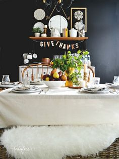 Simple Thanksgiving