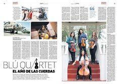 #DiseñoEditorial para #revista Domingo del diario La República. Pueden ver más páginas dando click a la foto #magazine #magazinedesign #editorialdesign