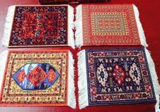 Rug Cleaning Palm Beach  Hello world it's 8:00 am here at oriental rug care and we have customers outside our doors waiting to drop off there rugs.  Mondays is typically our busiest day.  The rugs so far today have been canvas back rugs with beautiful modern designs.