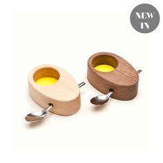 Wooden Egg Cups - Homeware