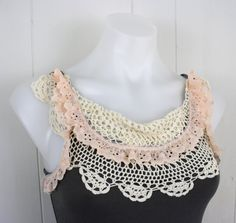 Home › daileedose › Clothing  Doily Lace Tank S