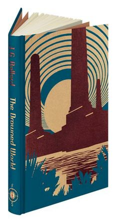 The Drowned World - J G Ballard : Illustrated by James Boswell.