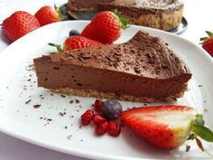 Healthy Sweets, Cheesecake, Paleo, Low Carb, Baking, Desserts, Recipes, Fitness, Tiramisu